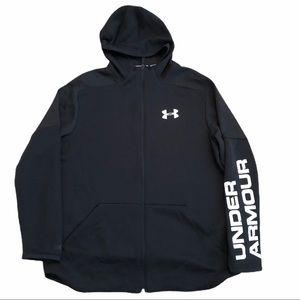 Under Armour 2XL Black UA/MOVE  Sweatshirt NEW